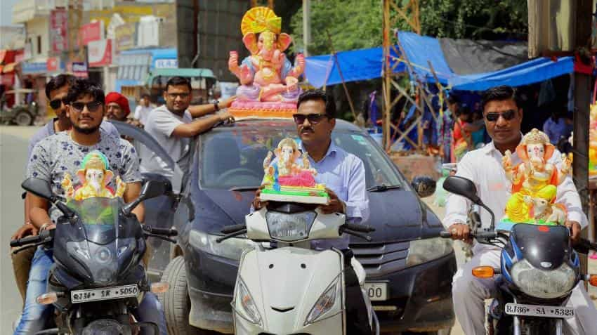 Indian markets remain closed for Ganesh Chaturthi today
