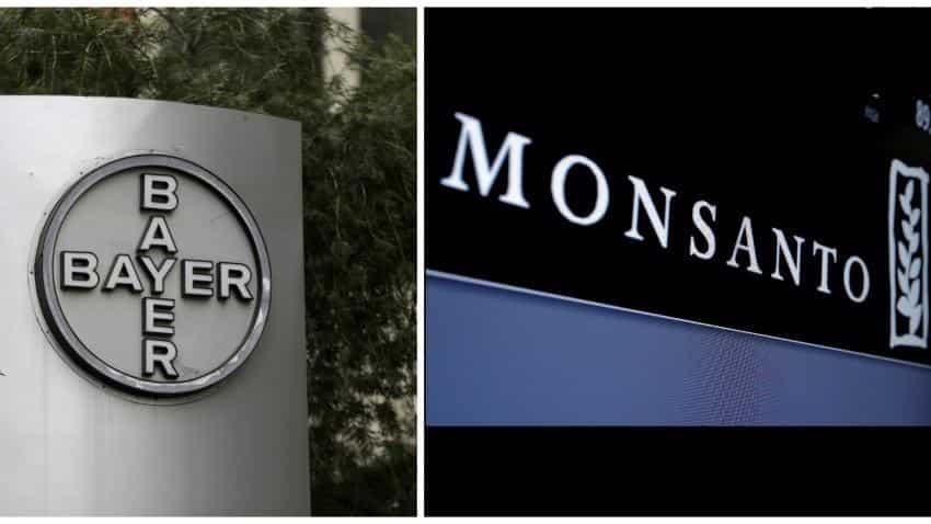 Bayer raises bid to $65 billion to buy Monsanto