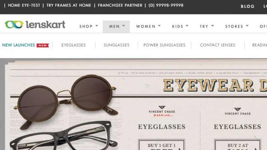Online eyewear retailer Lenskart raises funds from Premji Invest