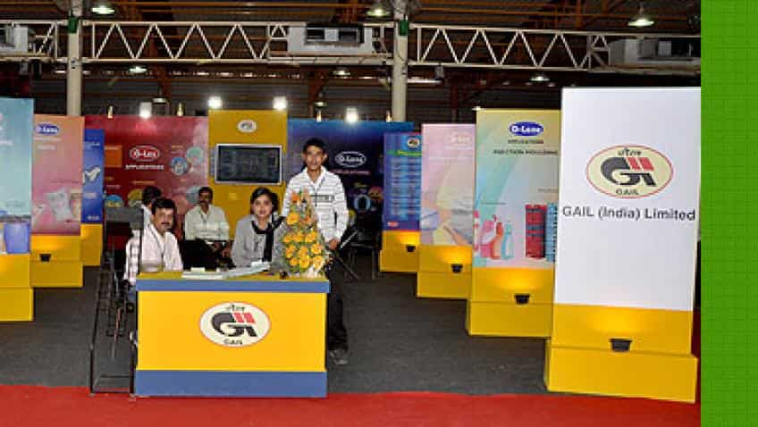 Gail India's net profit clocks three-folds jump yoy to Rs 1335 crore
