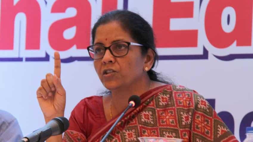 Govt taking a relook at free trade agreements: Nirmala Sitharaman