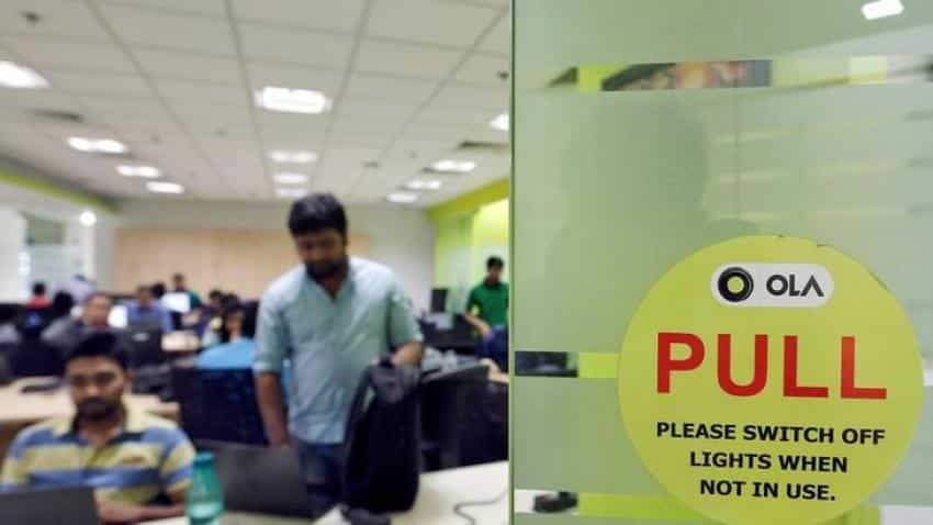 India's ride-hailing app Ola to announce joint initiative with Mahindra