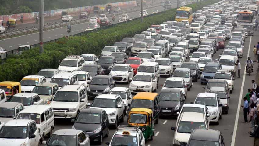 Passenger vehicles sale rise by 16.7% in August: SIAM
