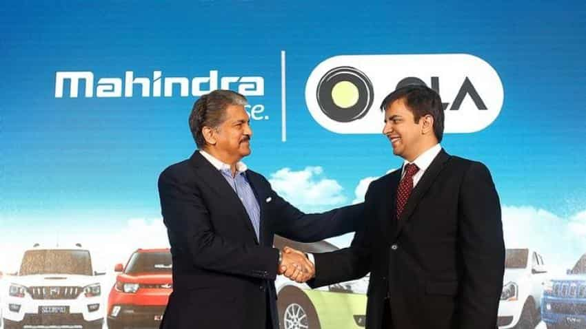 M&M-Ola tie-up set to shape future vehicle design; eyes Rs 2,600 crore revenue in next 2 years