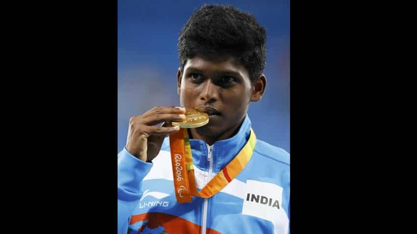 Rio Paralympics 2016: TN govt announces Rs 2 crore award for Thangavelu