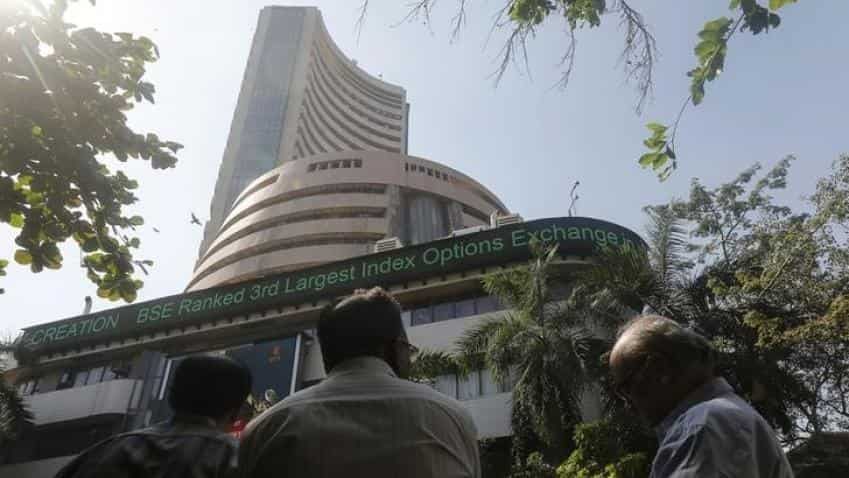 Equity indices open 1.5% down; Sensex tanks 440 points