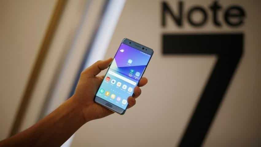 After India, Samsung Galaxy Note 7 gets ban on airlines in US, UAE