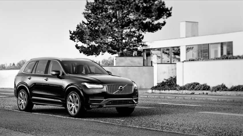 Volvo launches XC90 SUV in India priced at Rs 1.25 crore