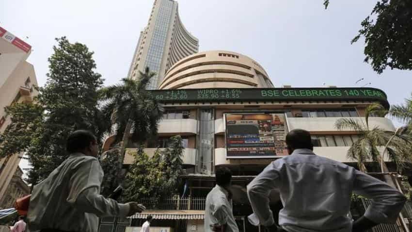 Indian equity markets open flat, Sensex up 18 points