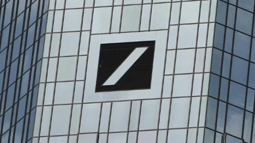 US seeks $14 billion from Deutsche Bank over mortgage bonds
