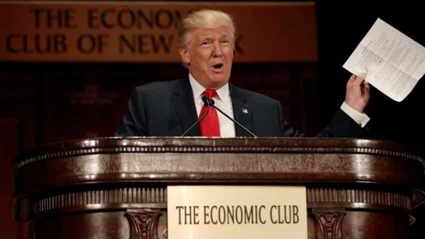 Trump offers less generous tax breaks in new economic plan