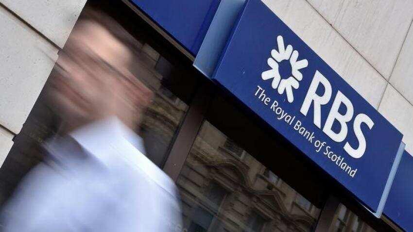 RBS shares hit after U.S. demands hefty fine from Deutsche Bank