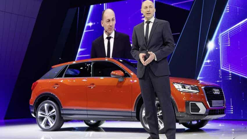 Volkswagon's Audi R&D head to be suspended over emissions scandal
