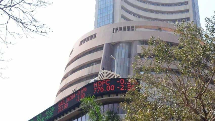 Domestic markets open flat, Sensex up over 60 points