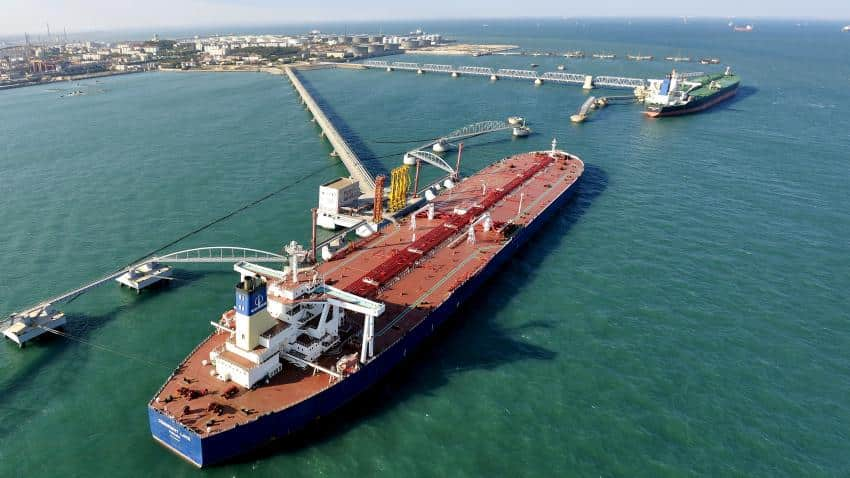 India's crude oil imports touch 7-year high at 18.81 MT in August