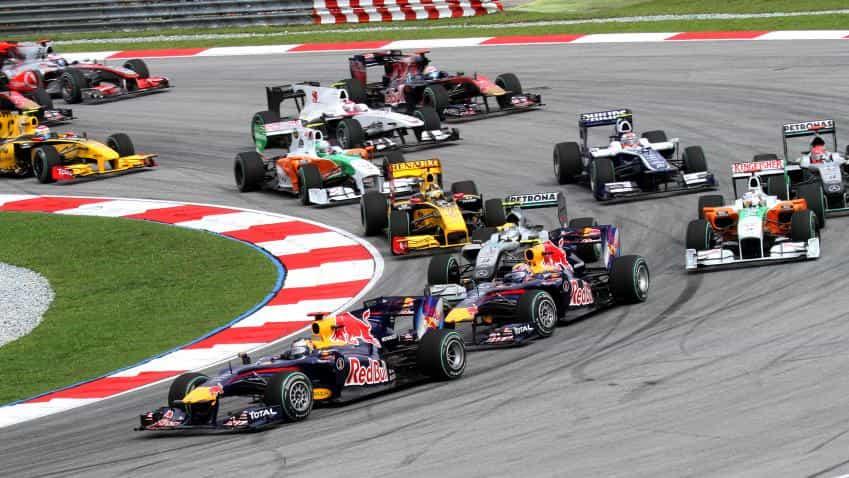 Tata Communication, Sky tests UHD broadcast at Singapore F1 race