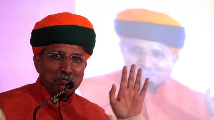 Assure that GST will be applicable from April 1 across India: Arjun Ram Meghwal