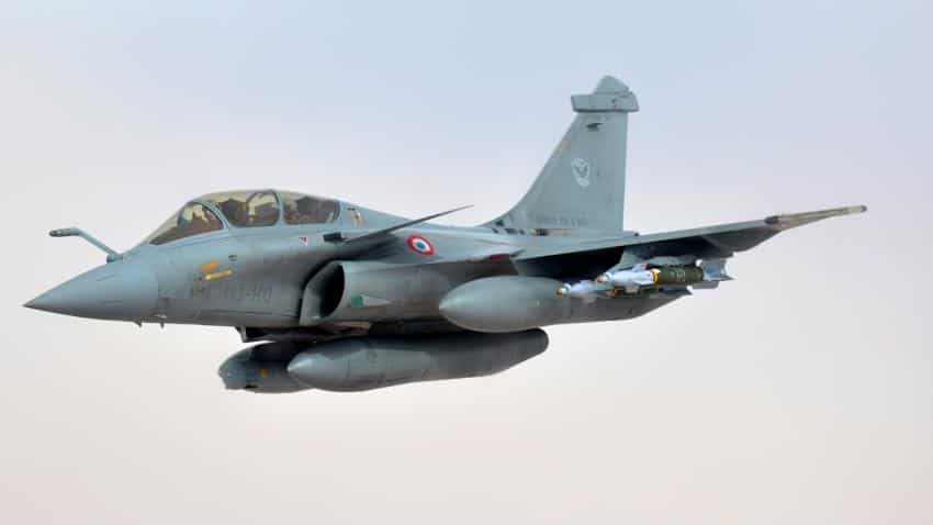 India signs Rs 58,000 crore Rafale deal with France