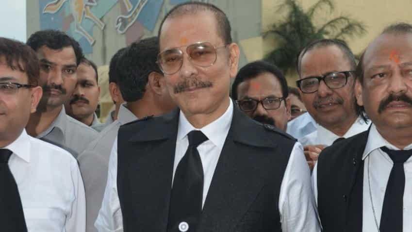 Parole ends, SC sends Subrata Roy back to jail