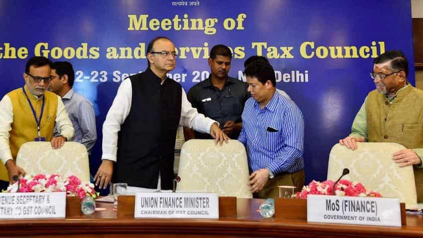 GST Council finalizes exemption limit at Rs 20 lakh