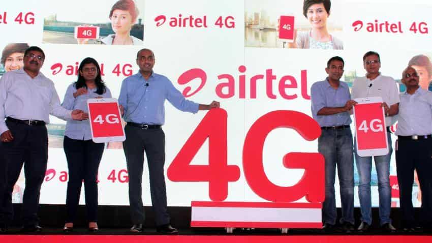 Bharti Airtel launches 90 days free 4G data pack