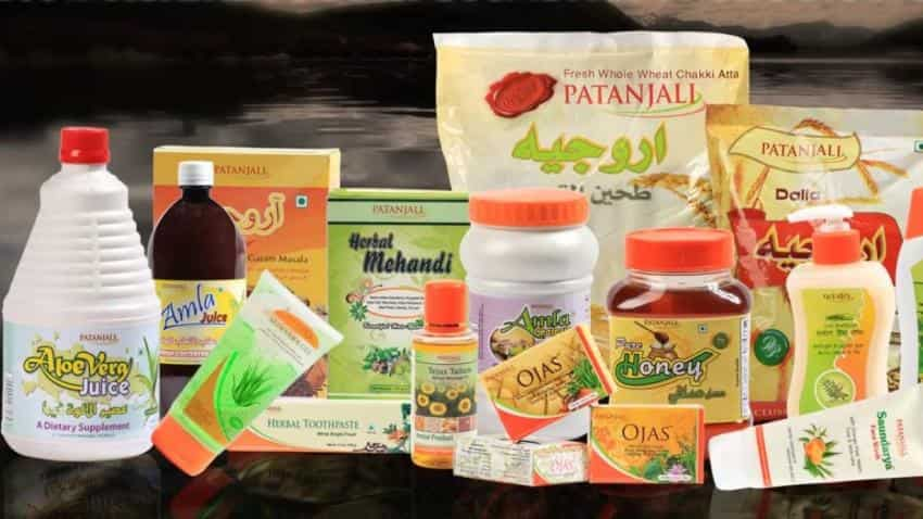 Patanjali to set up Rs 1,600-crore food park in UP