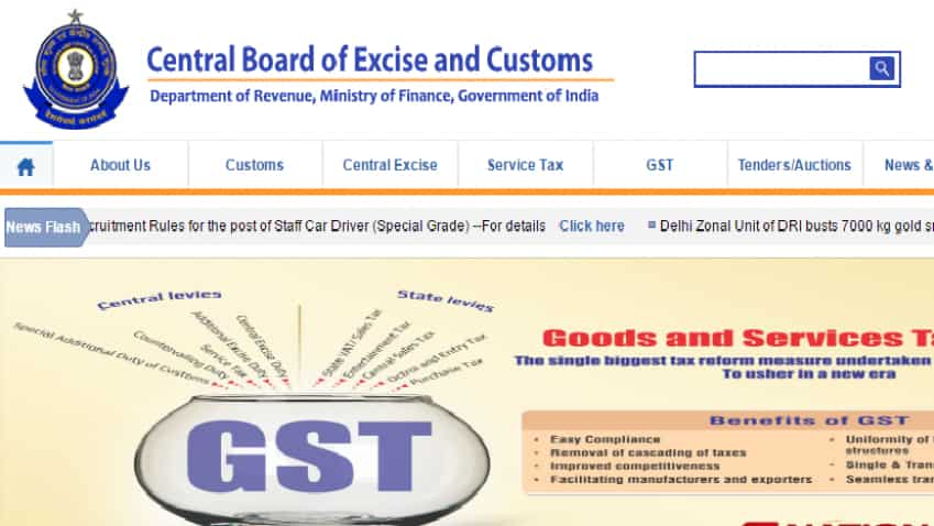 how to work out gst on car registration