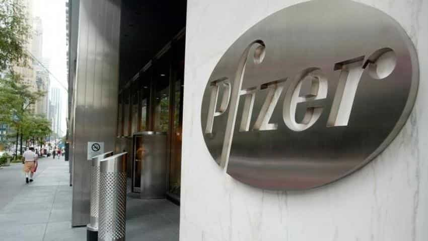US drugmaker Pfizer abandons plan to split into two companies; stock falls nearly 2%