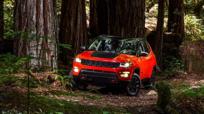 Fiat Chrysler to launch new Jeep Compass in 2017 in India