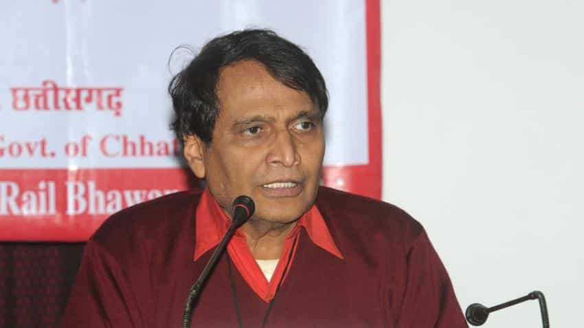 Indian Railways to join billion-dollar cargo club soon: Suresh Prabhu