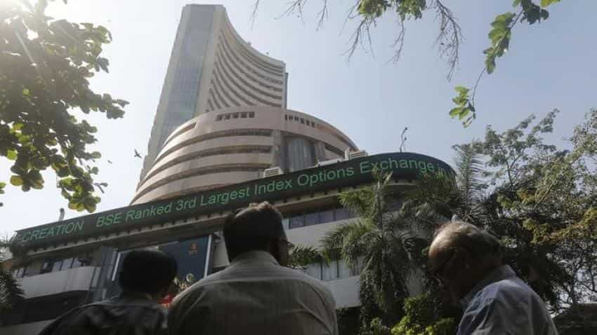 Indices open marginally up ahead of derivatives expiry