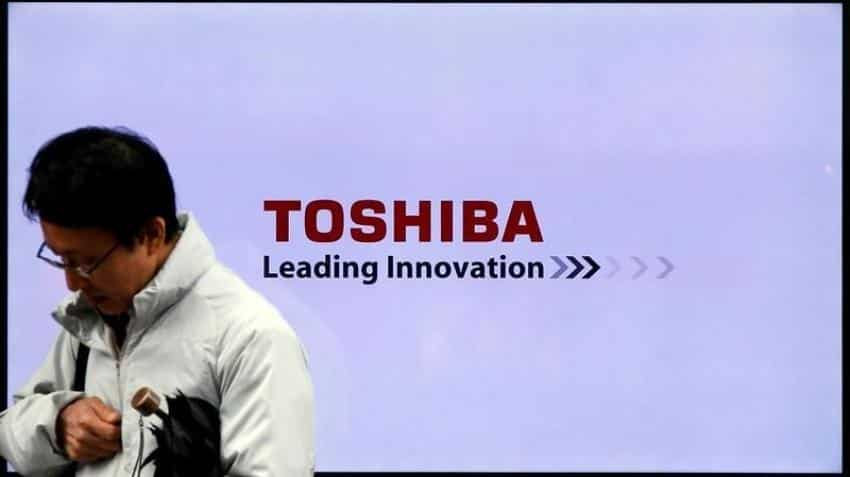 Toshiba expects higher H1 profits than expected on memory chip sales