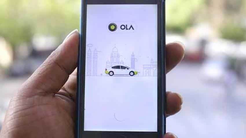 Now, ask Siri to book your next Ola cab ride