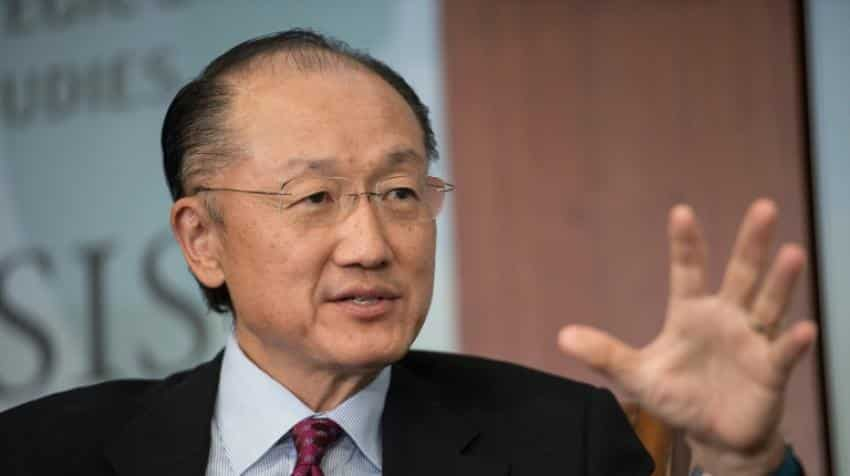 Jim Yong Kim gets second term as World Bank's President