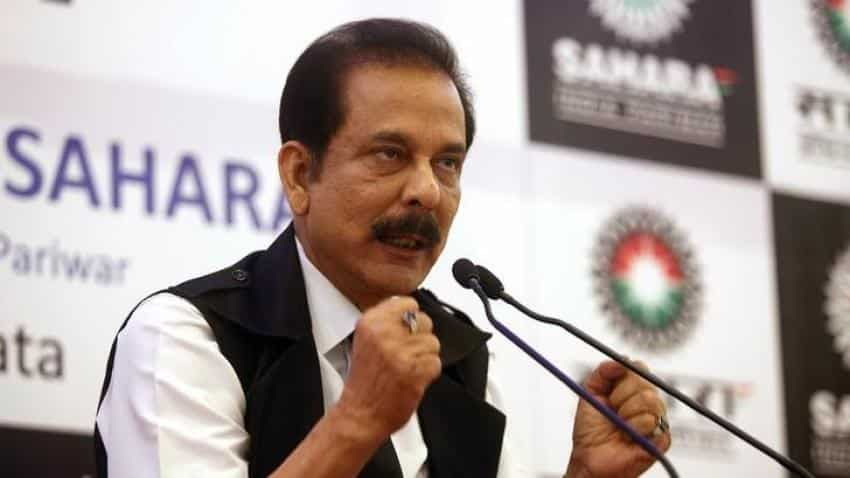 Supreme Court extends Sahara chief Subrata Roy's parole till October 24
