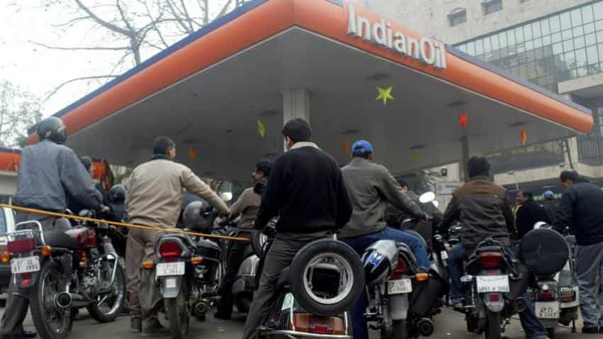 IOC hikes petrol price by 28 paise per litre, cuts diesel price by 6 paise a litre