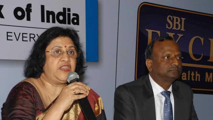 SBI chairman Arundhati Bhattacharya gets one-year extension till Oct 2017
