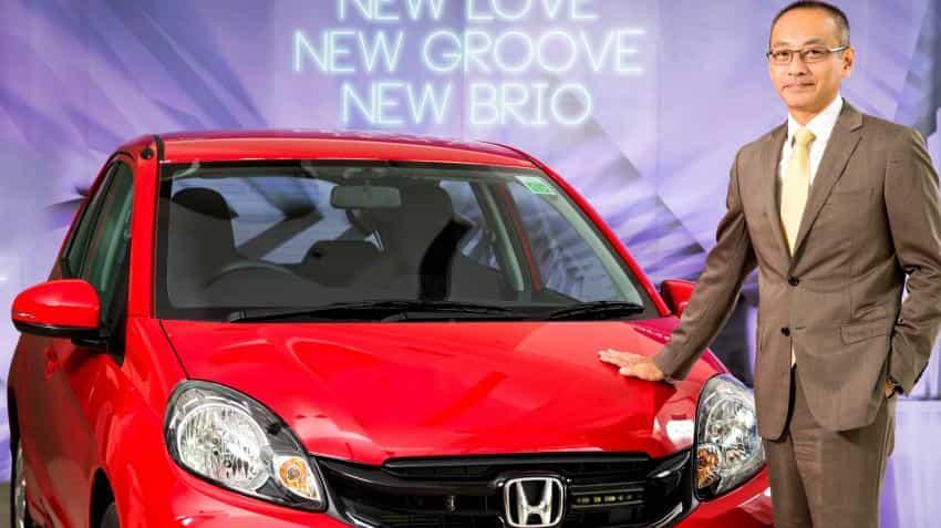 Honda Cars India introduces new Brio at Rs 4.69 lakh