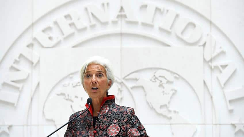 IMF maintains 3.1% global growth forecast in 2016
