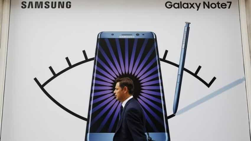 Samsung chip sales in Q3 to ease Note 7 burn