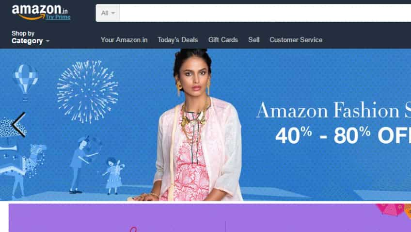 Amazon India festive sales up three-fold; ships over 15 million units in 5-day sale