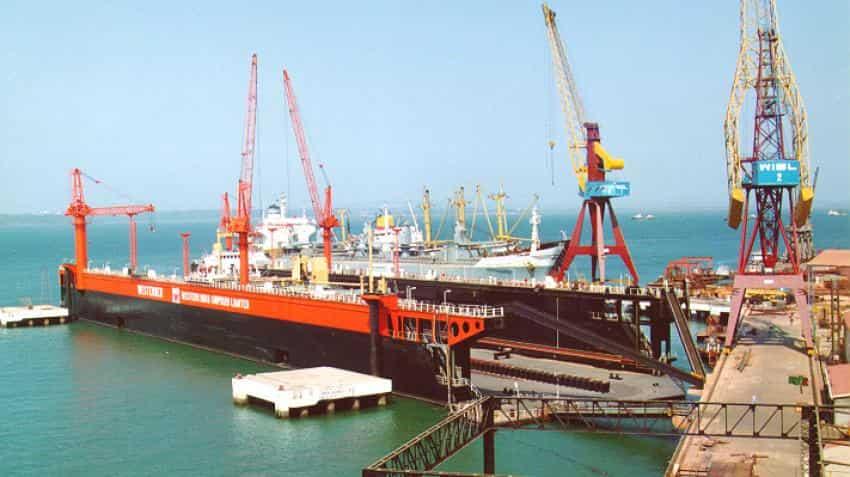 ABG Shipyard decides to divest Western India Shipyard
