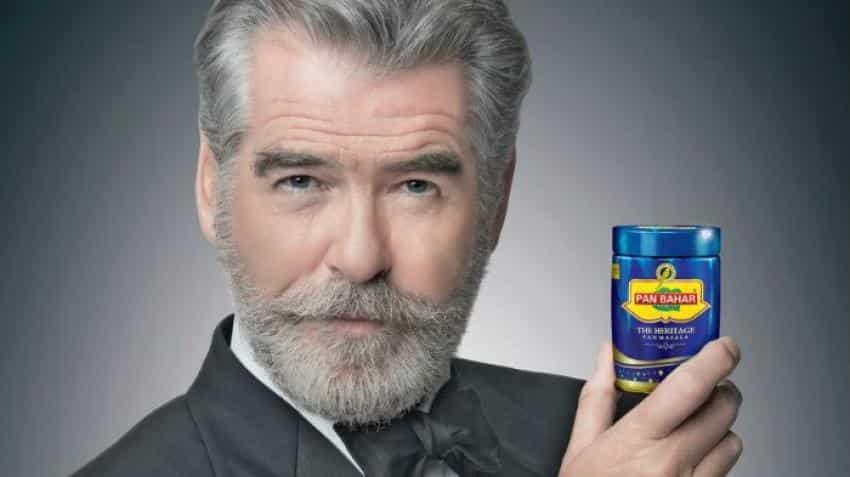 When Pierce Brosnan's pan masala ad stirred social media