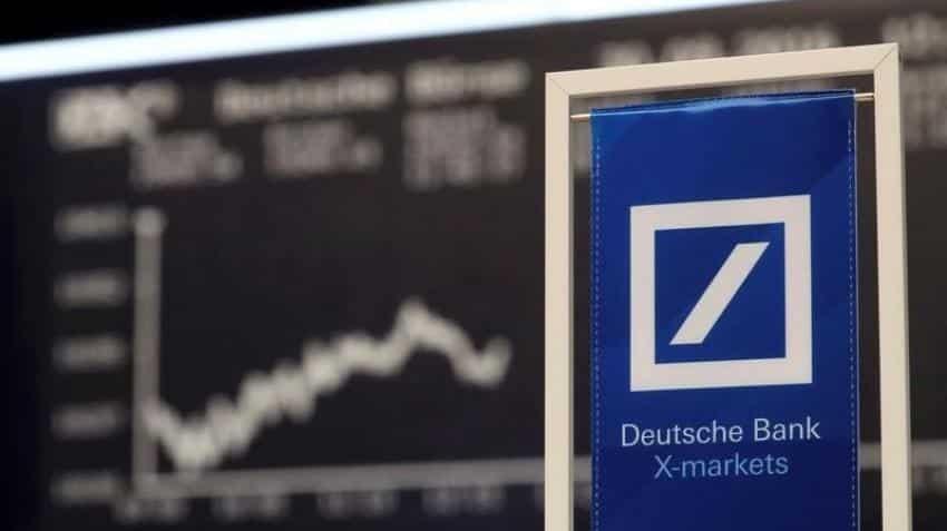 Finance leaders issue fresh warnings amid Deutsche worries, fall in pound