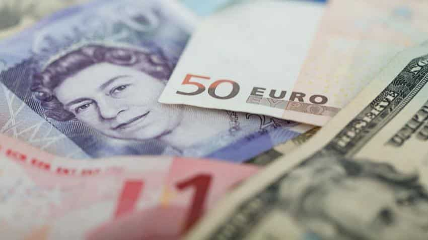 India's foreign exchange reserves over $371 billion