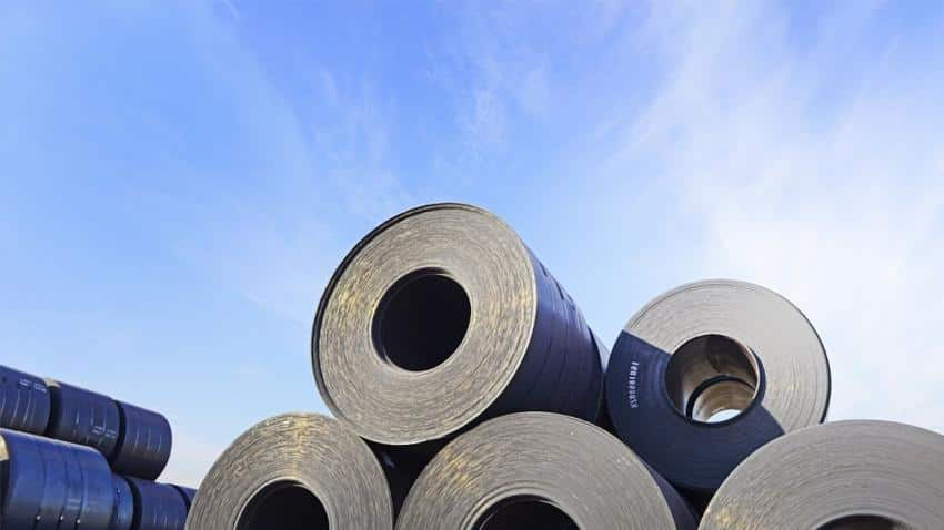 JSW Steel's Q2 crude steel production up over 22% to nearly 4 MT