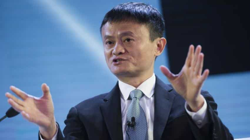 Jack Ma's Alibaba acquires stake in Steven Spielberg firm