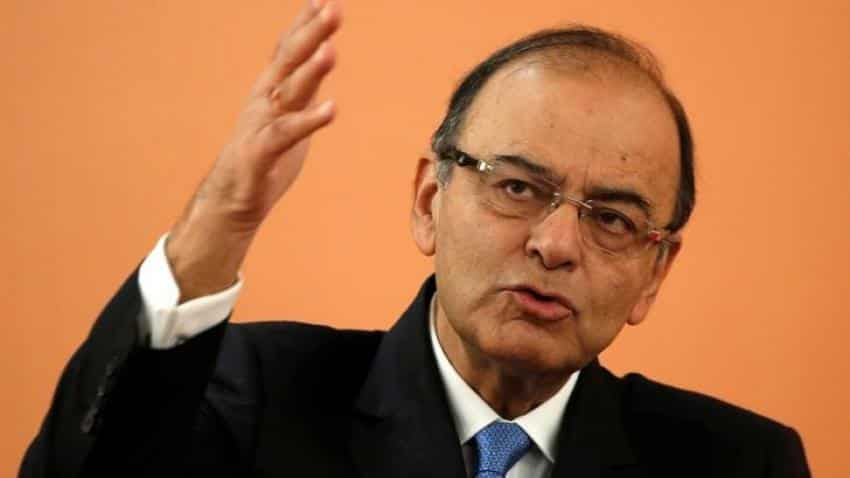 Tax from IDS to cushion spectrum auction shortfall: FM Jaitley