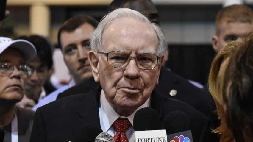 Paid federal income tax annually since 1944: Warren Buffett