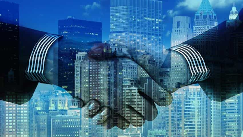 Merger and acquisition deals in India highest since 2010